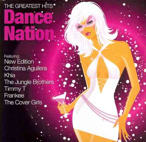DANCE NATION (CD)